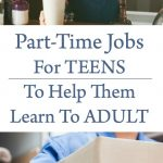 Part-Time Jobs for Teens
