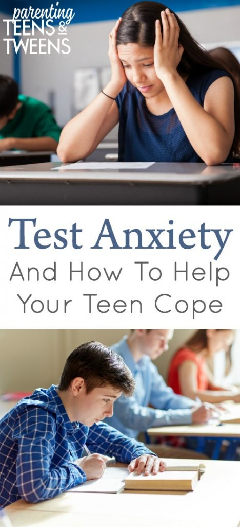 test anxiety teens - 5 strategies for helping your teen cope with test anxiety