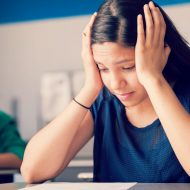 Teen Test Anxiety – Strategies for Helping Your Teen Cope