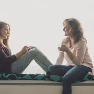 The Best Way To Have An Actual Conversation With Your Teen