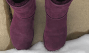 My Daughter Outgrew Her Purple Uggs and I Gained Perspective