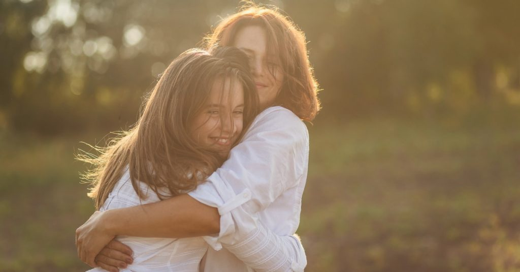 How To Meet Our Teens Need To Love and Be Loved Just As They Are