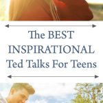 The Best Inspirational Ted Talks for Teens Pin 1