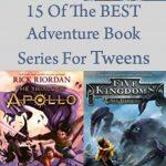 15 Of The Best Adventure Book Series For Tweens