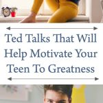Ted Talks That Will Help Motivate Your Teen To Greatness