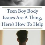 Teen Boy Body Issues Are a Thing, Here's How To Help
