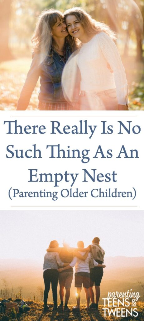 There Really Is No Such Thing As An Empty Nest