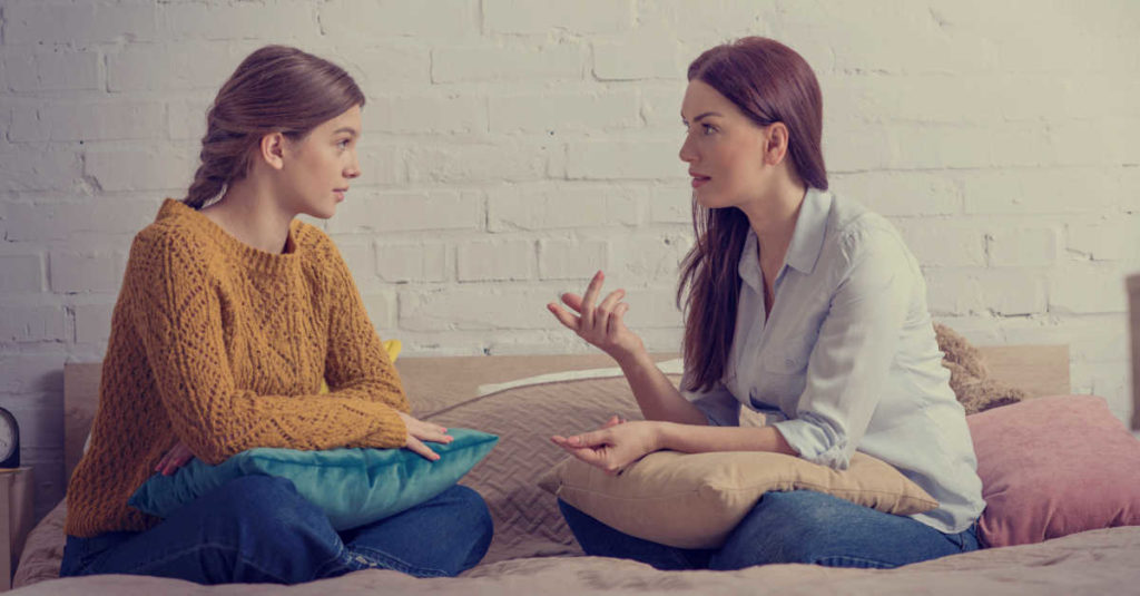 Why You Won't Regret Talking To Your Teens About Everything