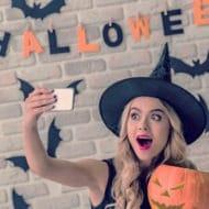 Teens and Tweens Halloween Photo Scavenger Hunt