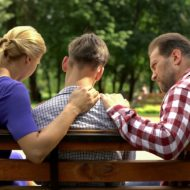 Five Tips to Help Tell Your Teens You're Getting Divorced